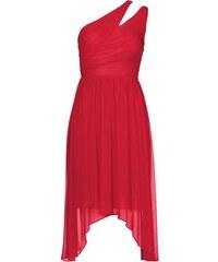 Plesové šaty, večerní červené šaty APART (vel.42 skladem) 42 červená Dopravné zdarma!