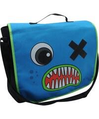Taška přes rameno Star Monster Satchel dět. modrá