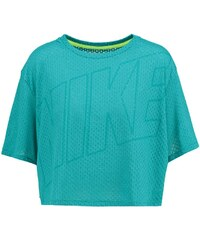 Nike Performance CLUB BOXY Funktionsshirt radiant emerald