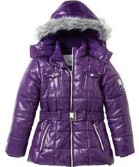 """bpc bonprix collection Doudoune d""""hiver violet manches longues enfant - bonprix"""