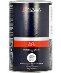 Indola Profession Rapid Blond+ White Bleaching Powder 450g Barva na vlasy W Zesvětlující pudr na vlasy