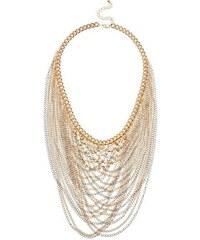 Guess Náhrdelník Ava Multi-Tone Layered Necklace