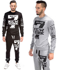 Lesara Ensemble jogging New York