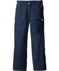 bpc selection 3/4 Hose in blau für Damen von bonprix