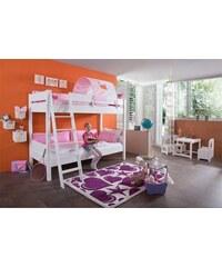 RELITA Kinder Einzel-/Etagenbett Set >>Stefan