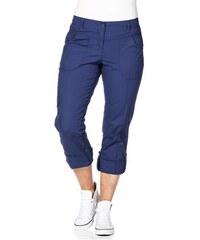 SHEEGO CASUAL Damen Casual Gerade Stretch-Hose blau 22,23,25,96,100,104