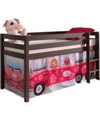 Kinder VIPACK FURNITURE Hochbett Flowerbus
