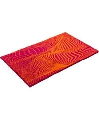 GRUND Badematte Grund KARIM RASHID CONCEPT 13 Höhe 20 mm rutschhemmender Rücken orange 1 (50x65 cm),3 (60x100 cm)
