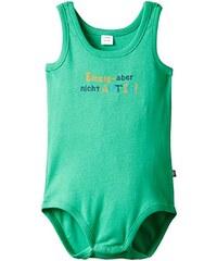 Kanz Baby - Jungen Body ohne Arm 1515701, Einfarbig