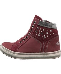 s.Oliver Sneaker high berry