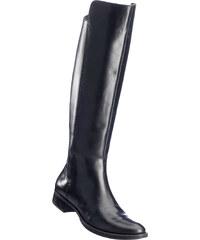 bpc bonprix collection Lederstiefel in schwarz für Damen von bonprix