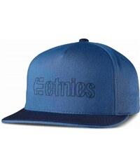 kšiltovka ETNIES - Corporate 5 Navy/Royal (487)