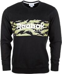 Reebok Classic Archive Stripe Crew Black