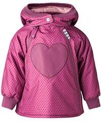 Racoon Baby - Mädchen Jacke SADIE DOT BABY (Wassersäule 9000), Einfarbig