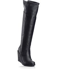 bpc bonprix collection Cuissardes noir chaussures & accessoires - bonprix