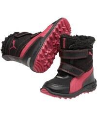 Puma COOLED BOOT KIDS černá EUR 33 (1 UK junior)