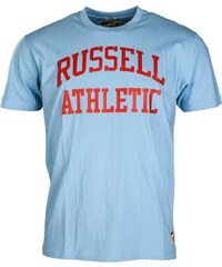 Russell Athletic TEE RETRO modrá S