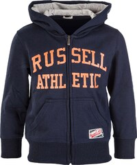 Russell Athletic HOODY ZIP THRU HOODY 116