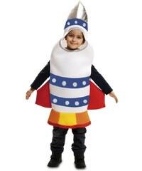 Dětský kostým Raketa Pro věk (roků) 1-2