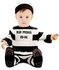 Dětský kostým Vězeň Pro věk (měsíců) 7-12