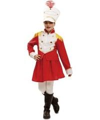 Dětský kostým Mažoretka Pro věk (roků) 10-12