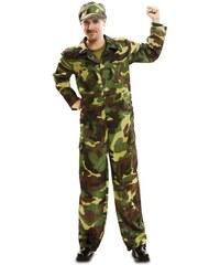 Kostým Voják Velikost M/L 50-52