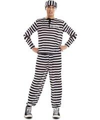 Kostým Vězeň Velikost M/L 50-52