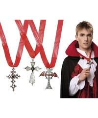 Náhrdelník Gótský kříž