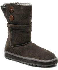 Skechers - Freezing Temps 47221 - Stiefeletten & Boots für Damen / grau