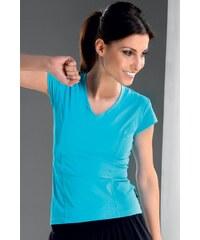 Dámské tričko Gracia turquoise