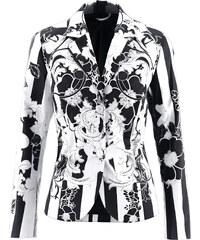 bpc selection premium Blazer imprimé blanc femme - bonprix