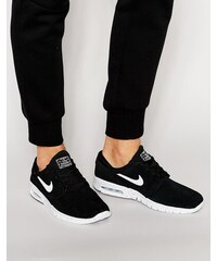 Nike SB - Janoski Max 685299-002 - Baskets - Noir