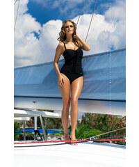 Jednodílné plavky jednobarevné S 800 N - Self