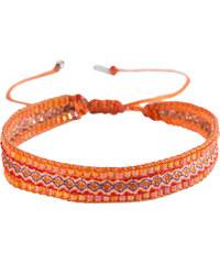 Mishky Bracelet Canal Red Orange