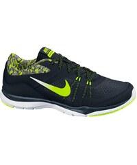 Nike FLEX TRAINER 5 PRINT W černá EUR 37.5 (6.5 US women)