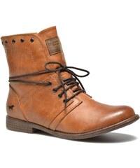 Mustang shoes - Mirjam - Stiefeletten & Boots für Damen / braun
