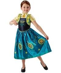 Rubies Šaty princezna Anna Ledové Království - LD 7 - 8 roků