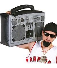 Nafukovací rádio 40 x 60 cm