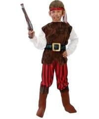 Fiestas Guirca Pirát - kostým - 10 - 12 roků