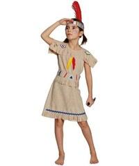 Rubies Indiánka - dětský kostým - 104