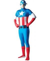 Rubies Kostým Captain America - XL 54 - 56