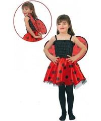 Fiestas Guirca Beruška - kostým s křídly - 1 - 2 roky