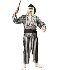 Fiestas Guirca Kostým Pirate fantome