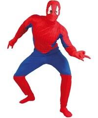Fiestas Guirca Kostým Pavoučí muž