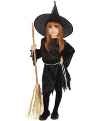Fiestas Guirca Kostým čarodějnice - 10 - 12 roků