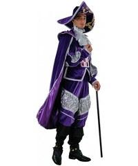 Stamcos Deth in Venice - kostým mušketýrský