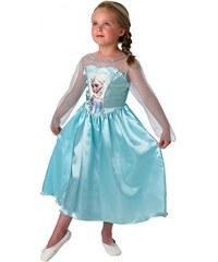 Rubies Kostým Princezna Elsa clasic - licenční kostým - LD 7 - 8 roků