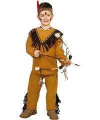Fiestas Guirca Kostým Indián - 10 - 12 roků