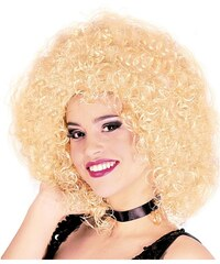 Fiestas Guirca Paruka Rockerka - blond