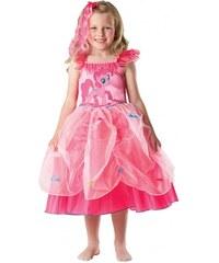 Rubies Karnevalový kostým Pinkie Pie - My Little Ponny - licenční kostým - LD 7 - 8 roků